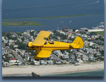 biplane rides in new jersey